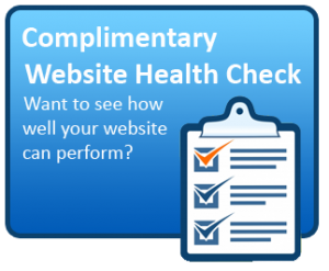 Free SEO and Web Health Report